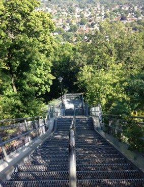 wentworth stairs